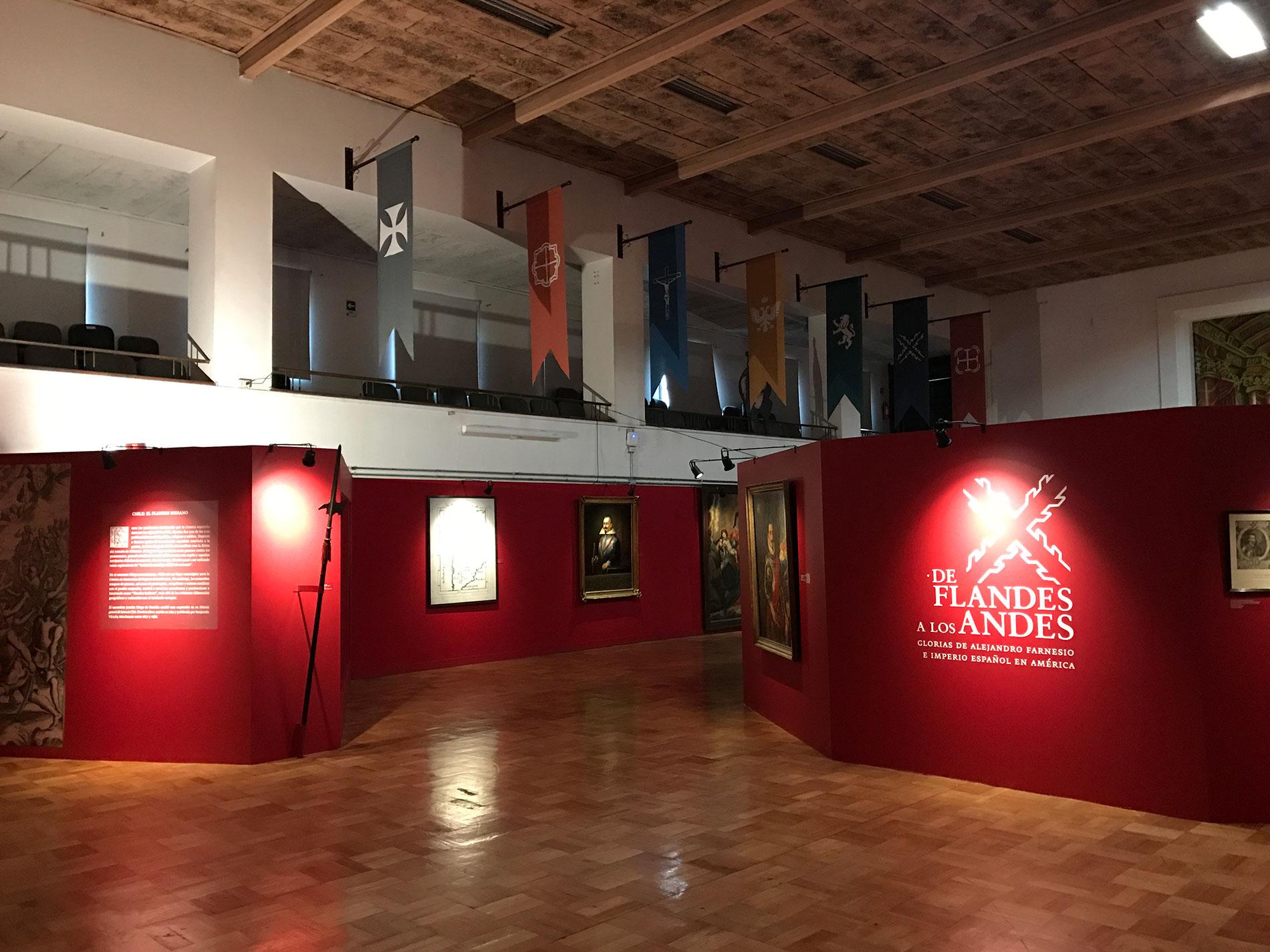EXPO-DE-FLANDES-A-LOS-ANDES–Auditorio-del-Campus-Los-Leones-Universidad-San-Sebastian