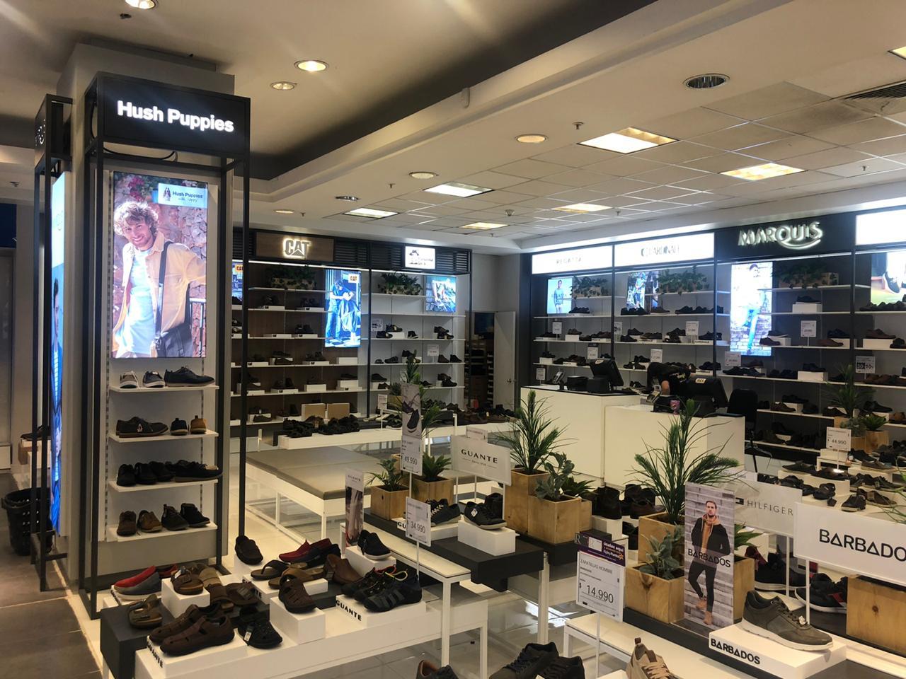 Ripley Plaza Vespucio calzado hombre